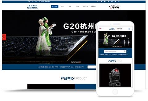 {geo.city}市浩洋电子股份有限公司网站建设项目